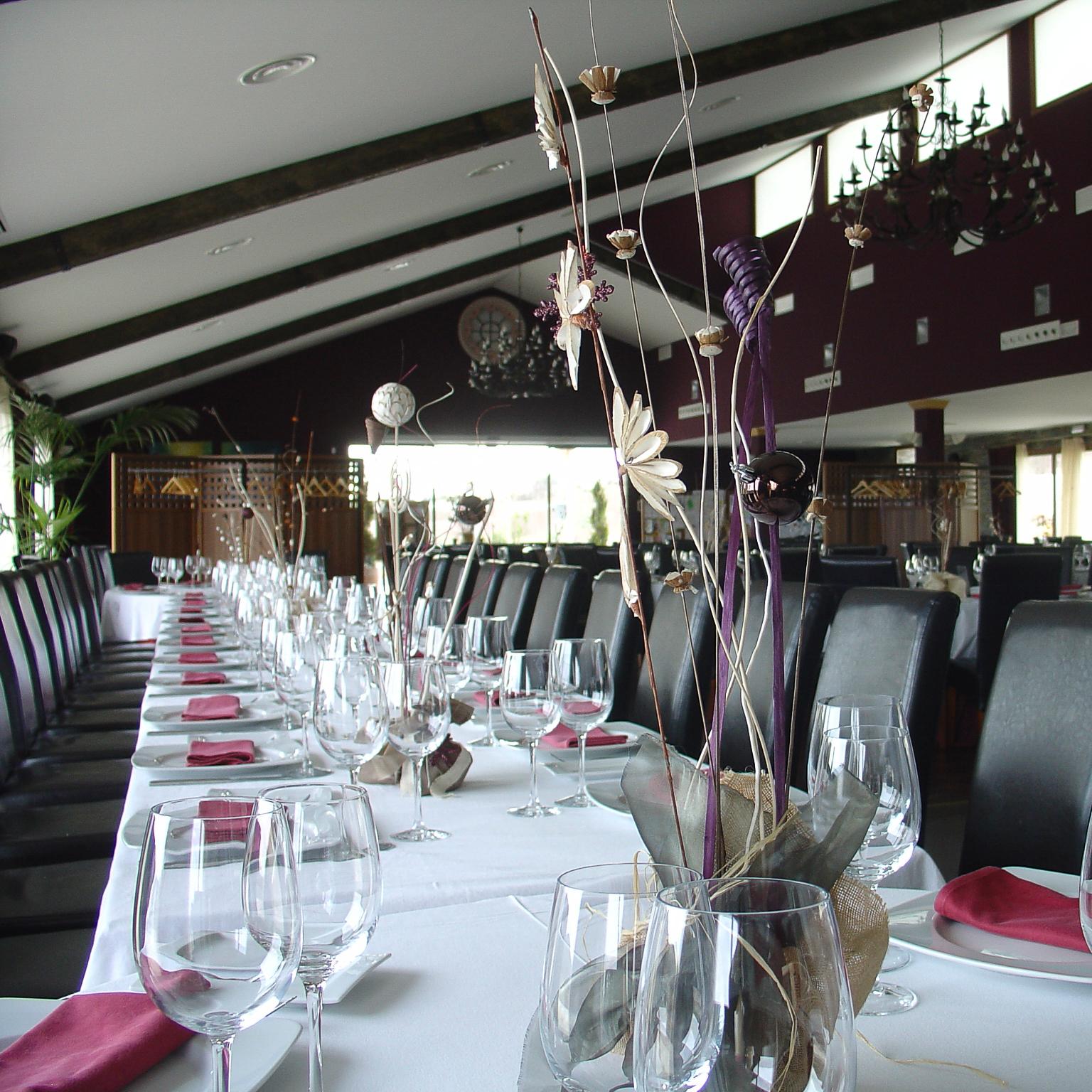 Restaurante Villa Isabelica Interior