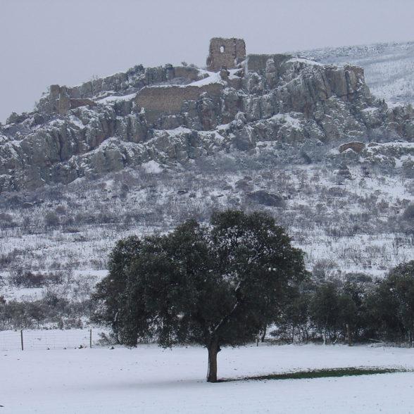 Cercanía del Castillo de Salvatierra y el Restaurante Villa Isabelica