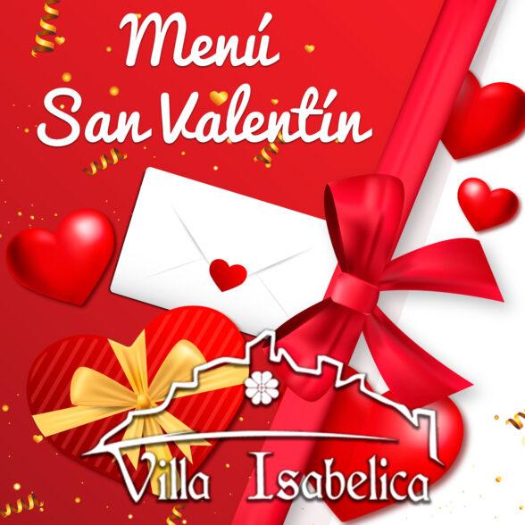 San Valentín – COCHINILLO – Recoger en Restaurante